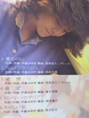 VHS柏原芳恵-ロンリーカナリア全6曲
