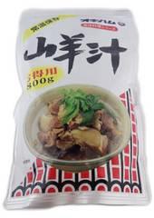 オキハム琉球料理シリーズ 山羊汁 お得用 800g N76M-1