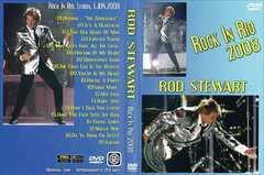 ≪送料無料≫ROD STEWART ROCK IN RIO 2008 ロッドスチュワート