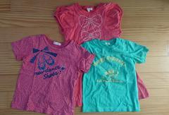 KP&ハッシュアッシュ Tシャツセット120