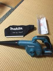 新品マキタ14.4V用ブロア