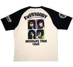 ピークドイエロー/Tシャツ/ホワイト/pyt-196/エフ商会/テッドマン