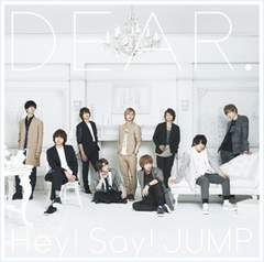 ∴Hey!Say!JUMP【5618 通常盤CD】DEAR.★新品未開封