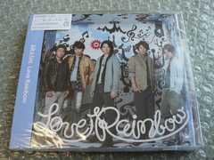 新品/嵐【Love Rainbow】初回限定盤(CD+DVD)PV+メイキング他出品