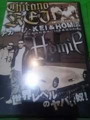チカ—ノ、KEI &HOMIE(DVD )