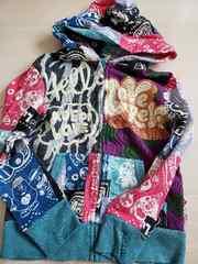 ラブレボパーカー120羽織