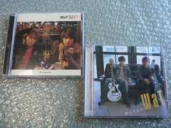 WaT【僕のキモチ(CD+DVD)+36℃】初回限定盤2枚set/卒業BEST出品