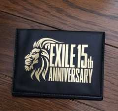 EXILE 15周年 パスケース