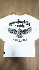 セール 新品 [ フラッグスタッフ ]ネイティブアメリカンイーグル 長袖Tシャツ スカジャン好きも