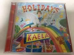 HOLIDAY/KAELA/初回限定盤DVD付/木村カエラ/CM使用曲