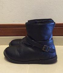 GAPギャップ☆女の子用黒ブーツ