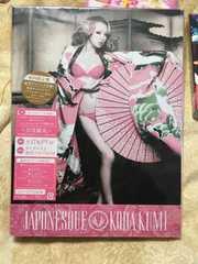 倖田來未初回限定盤CD JAPONESQUE 新品未開封(^○^)