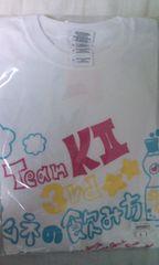SKE48 teamK�U 3rd「ラムネの飲み方」公演記念 Tシャツ L