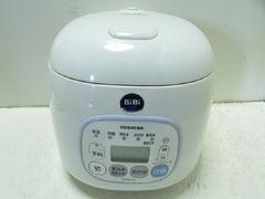 5604☆1スタ☆TOSHIBA/東芝 東芝保温釜 炊飯器 3合炊き