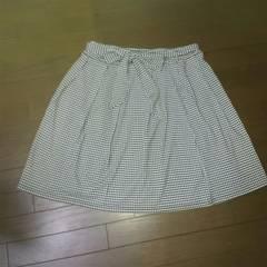 千鳥スカート(3L)