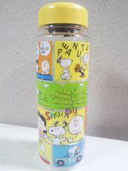 SNOOPY/スヌーピークリアボトル☆直飲み480ml