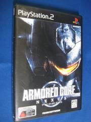 PS2 アーマード・コア ネクサス/ARMORED CORE NEXUS