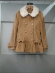 LIZ LISA☆ペプラム風コート