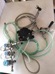 ビールサーバー 減圧弁 ビールヘッド ビールホース ポンプセット