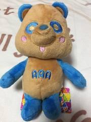AAA 與真司郎 え〜パンダ日焼けぬいぐるみ