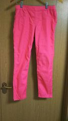 Lサイズ☆GU☆ピンクのパンツ☆