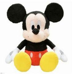 ミッキーマウス ウルトラスーパージャンボぬいぐるみ