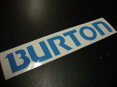 BURTON ステッカー 20cm