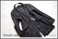 新品*ATELIER SAB MEN(M)正規品ジャケット*アトリエサブメン