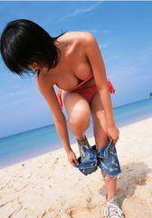 原幹恵  L判写真1枚☆G10-75