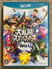 大乱闘スマッシュブラザーズforWiiU 新品同様 WiiU