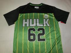 【MARVEL】製アメコミ 超人ハルク【HULK】ロゴプリントT US S