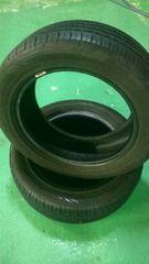4092223)激安国産タイヤ2本セットクラウンノアヴォクシーリーフ等205/55R16送料無料