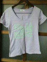 半袖Tシャツ◆プラント 半袖 ハープル