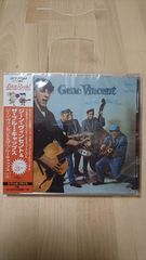 未開封CD!! ジーン・ヴィンセント & ザ・ブルー・キャップス + 5