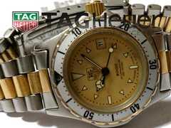 良品1スタ★タグ・ホイヤー 2000プロ【スイスメイド】腕時計