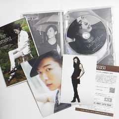 レアキム・ジェウク豪華封入特典付DVD3枚組「ザ・モーメント」&CD(新品)