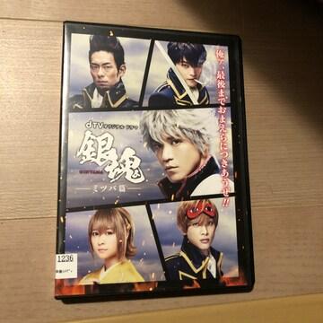 dTVオリジナルドラマ 銀魂 -ミツバ篇- DVD