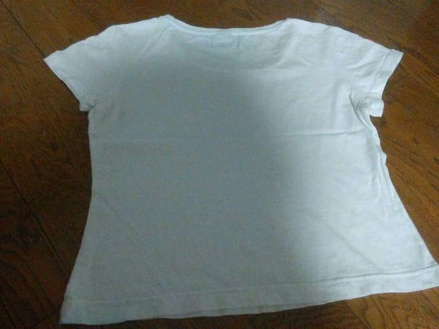 Desney ミニー 白 Tシャツ < 女性ファッションの
