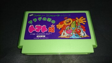 FC サラダの国のトマト姫 / ファミコン