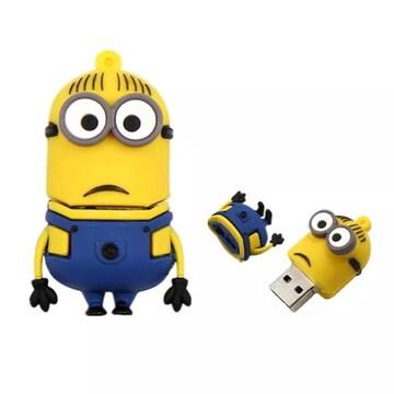 ミニオン USBメモリ 32GB ミニオンズ USBフラッシュメモリ