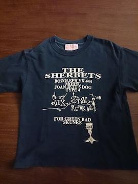THE SHERBETS「BOZOLEPH VX 444/Tシャツ」シャーベッツ ブランキー 浅井健一