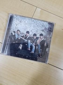 KAT-TUN 「UNLOCK」初回限定盤