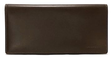 未使用正規バーバリー長財布ブラウン茶色二つ折り財布メン