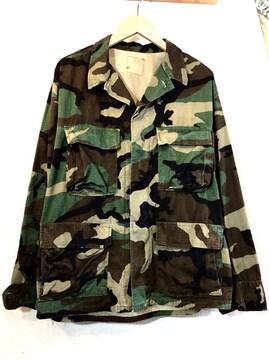 U.S.ARMY■ミリタリージャケット■迷彩■アメリカ軍■USA製