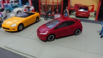 [ジャンク・絶版・トミカ]No.054 Honda シビック TYPE R EURO