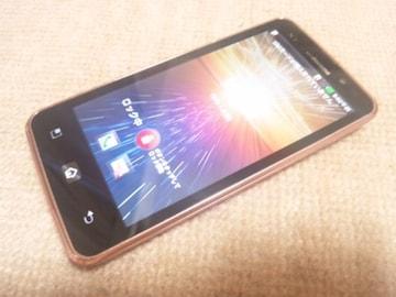 即落/即発!!新品同様 L-01D Optimus レッド LTE Xi
