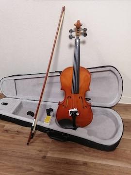 バイオリン ブラウン