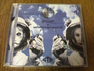 GTS CD ポップ・アンダーグラウンド