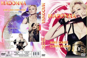 マドンナ HARD CANDY_COMPILATION MADONNA