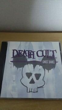 DEATH CULT(デスカルト/THE CULT)「GHOST DANCE」ハードロック/ゴシックロック